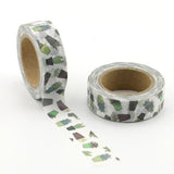 Succulents Themed Washi Tape A418