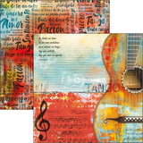 music card stock