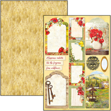 under the tuscan sun cardstock