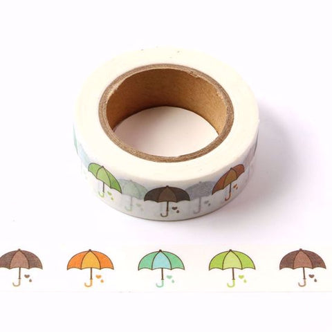 umbrella washi masking tape