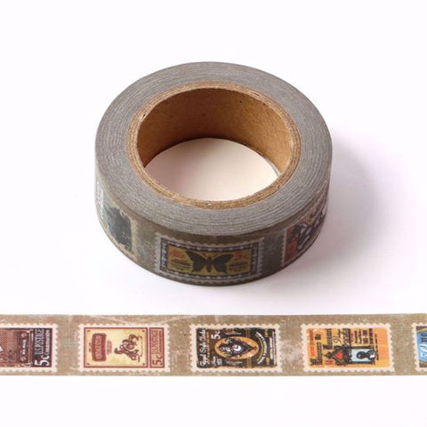 retro washi tape