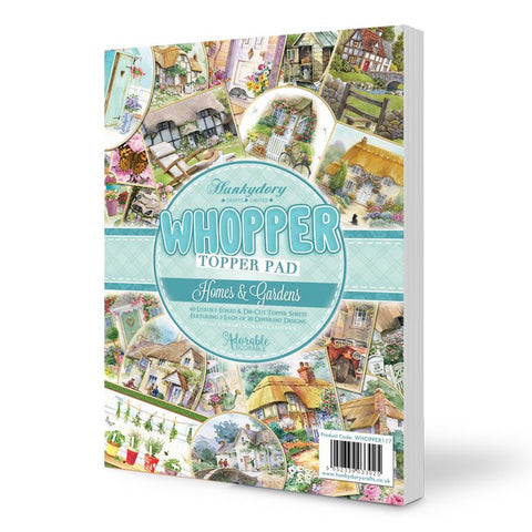 hunkydory homes and gardens topper pad