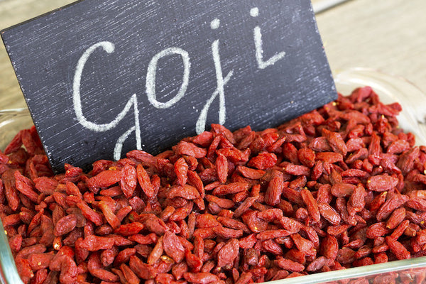 All About Goji Berries