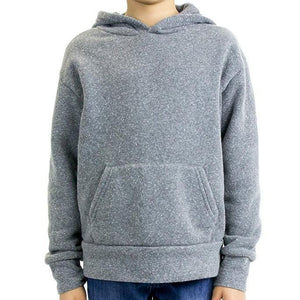Toddler Triblend Fleece Hoodie (Vintage Grey) Toddler Royal