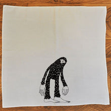 Load image into Gallery viewer, Bigfoot - Tea Towel Towel Andrew