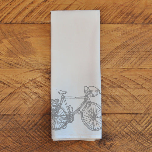 Bike - Tea Towel Towel Brooke