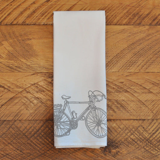 Bike - Tea Towel