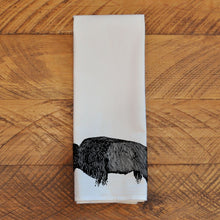 Load image into Gallery viewer, Bison Antiquus - Tea Towel Towel Andrew