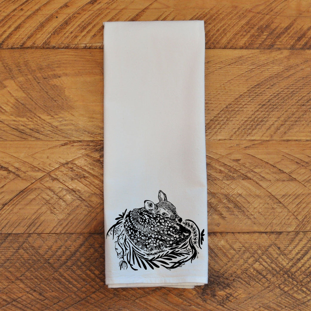 Fawn - Tea Towel Towel Kate