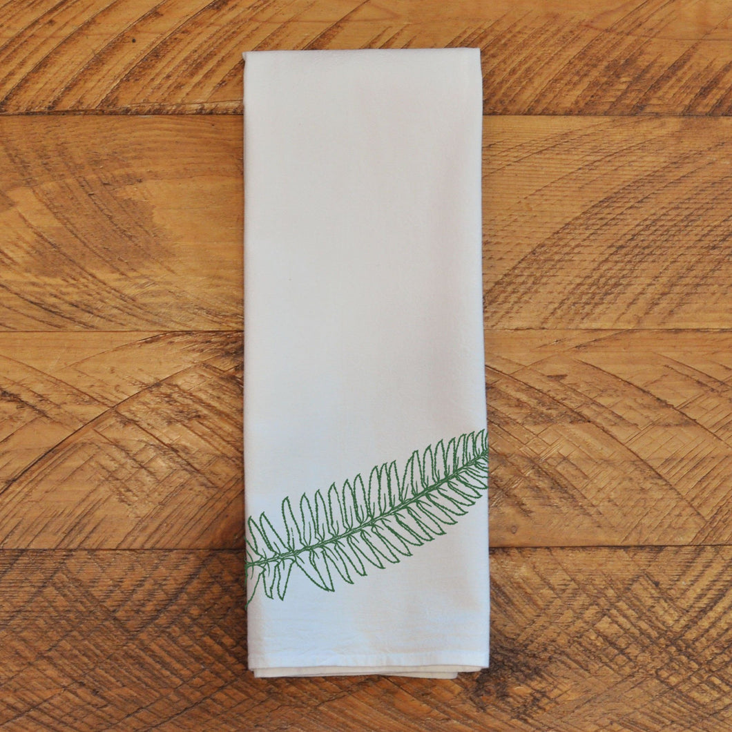 Fern - Tea Towel Towel Anika