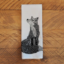 Load image into Gallery viewer, Fox - Tea Towel Towel Andrew