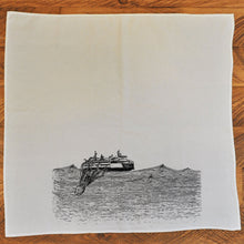 Load image into Gallery viewer, Kraken - Tea Towel Towel Andrew