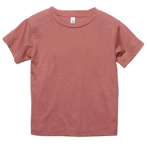 Toddler Triblend T-Shirt (Mauve) Toddler AlphaBroder