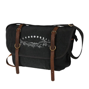 Moons - Vintage Shoulder Bag