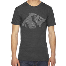 Load image into Gallery viewer, Orcas Mountains - Unisex Shirt Shirt Andrew