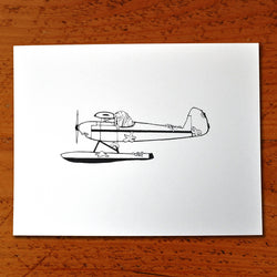 Flying Walrus - Paper print