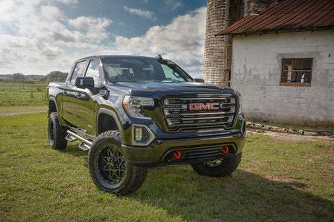 gmc sierra at4 on hd offroad caliber