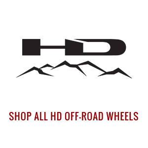 HD Off Road | Wheels for Truck, Jeep & SUV