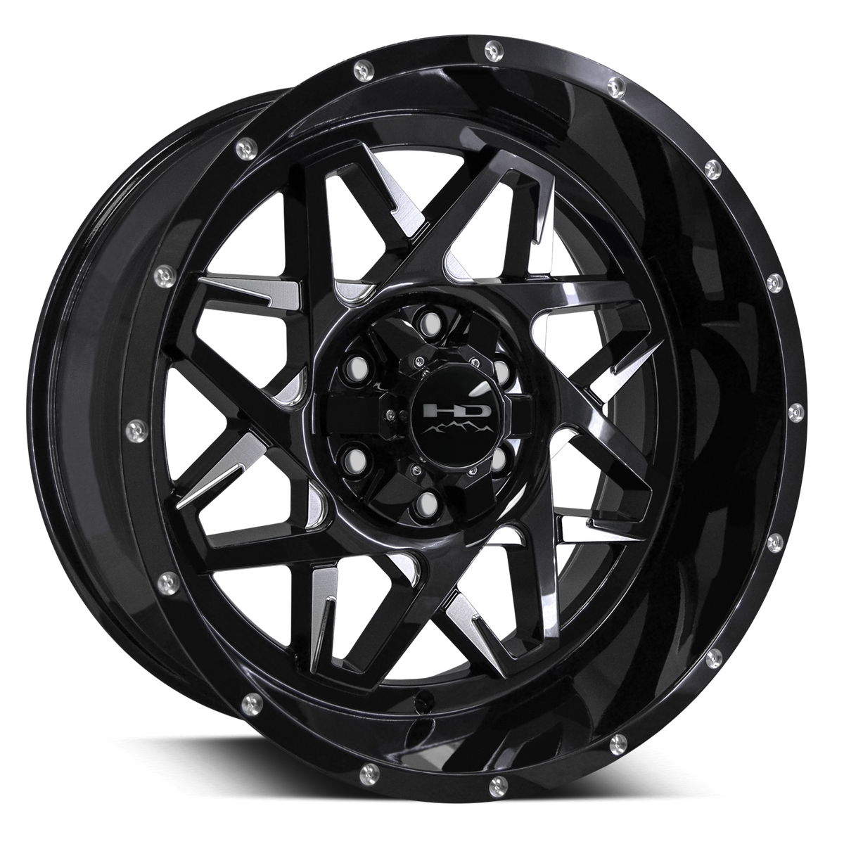 HD Off-Road Wheels Caliber Collection