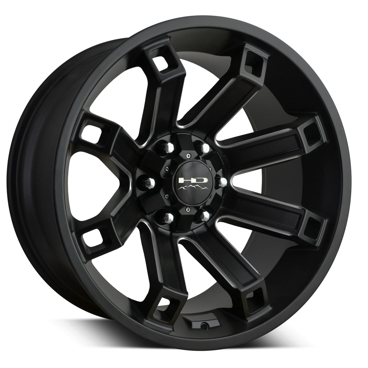 HD Off-Road Wheels Hollow Point Collection