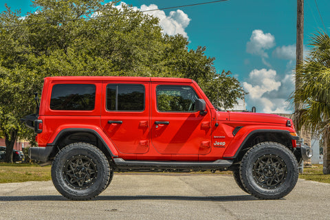 GALLERY | JEEP WRANGLER on HD-OFFROAD CALIBER 20x9