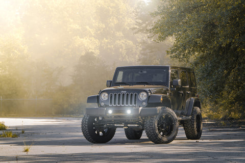GALLERY | JEEP WRANGLER on HD-OFFROAD 8-POINT