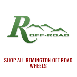 Remington Off-Road | Wheels for Truck, Jeep, & SUV