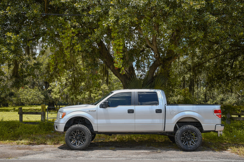 HD Off-Road Wheels with Dick Cepek Tires and BDS Lift