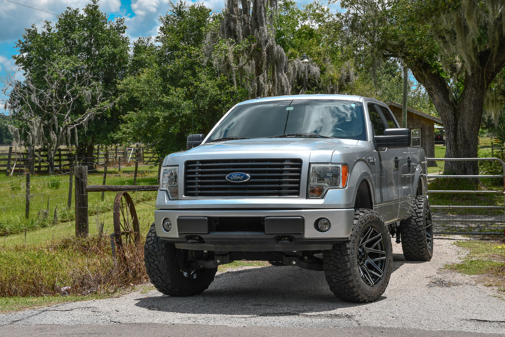 HD Off-Road Wheels Canyon with Dick Cepek Tires and BDS Lift