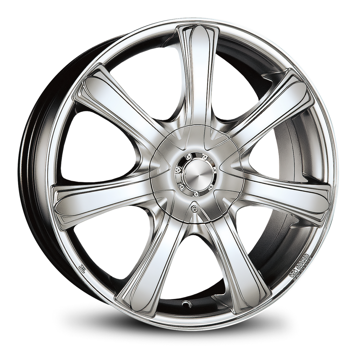 HD Wheels HD Wheels Pypz Closeout 17 x 7.0  / 5x114.3/5x120 | et40mm | 73.1mm / Silver HD Wheels Storm 7 | Silver
