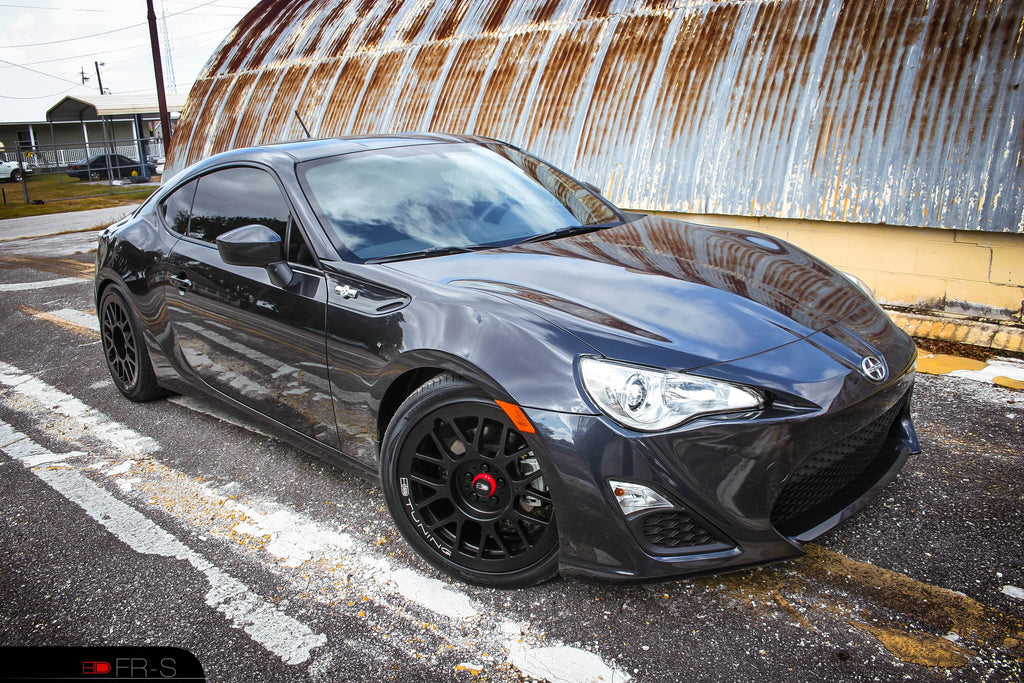 HD Wheels Passenger Car Wheels HD Wheels Gear | All Satin Black Milled
