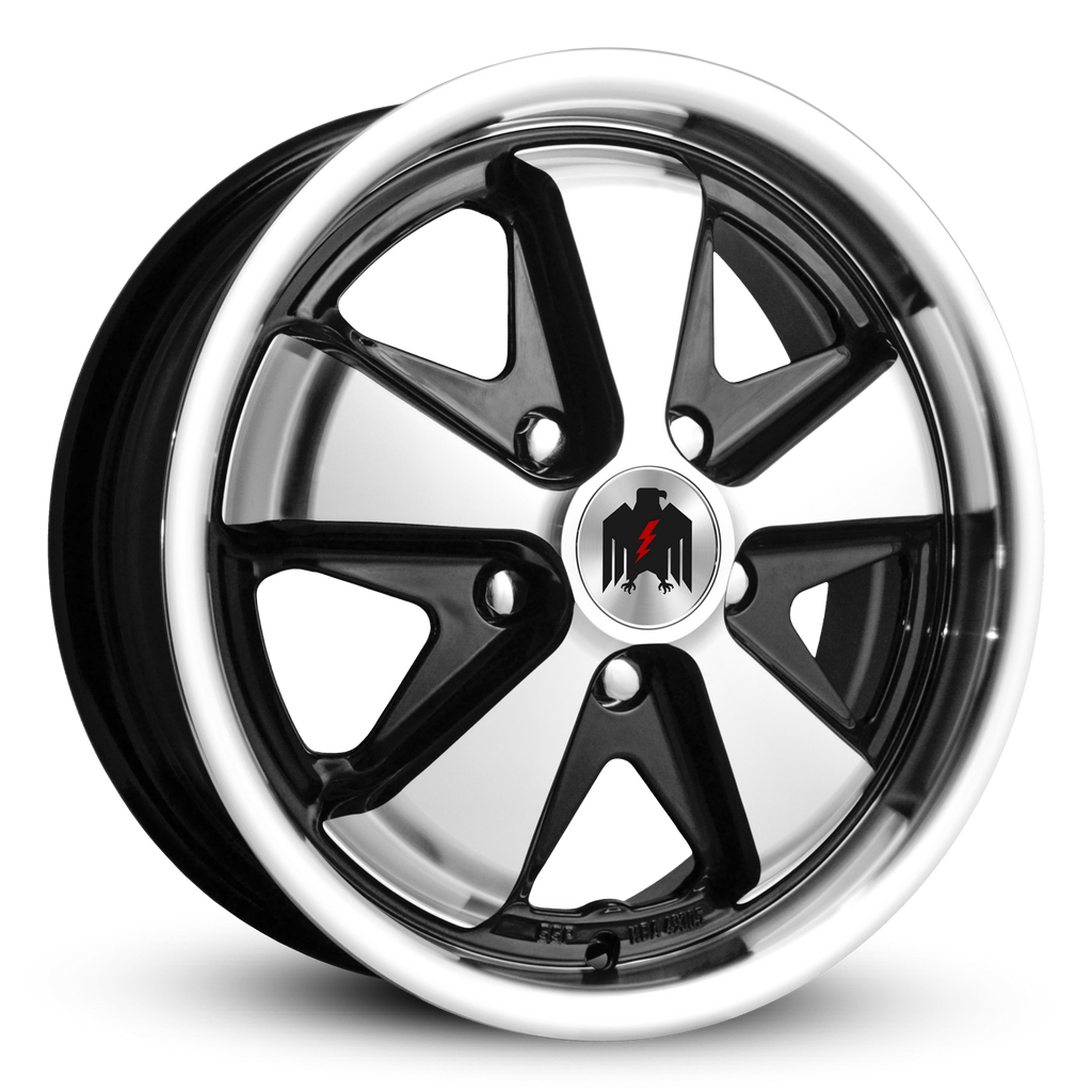 Klassik Rader Classic Car Wheels 15x4.5 | 5x130 | et45mm | 4.5 in | 71.6mm Klassik Rader 911 Wheels | 5x130