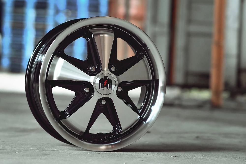 Klassik Rader Classic Car Wheels Klassik Rader Nine Eleven Wheels | 5x130