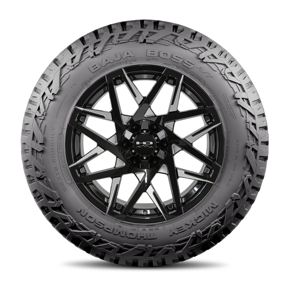 Mickey Thompson Tires Tires 33 Inch / 12.50 / 17 Mickey Thompson BAJA BOSS® A/T Tires
