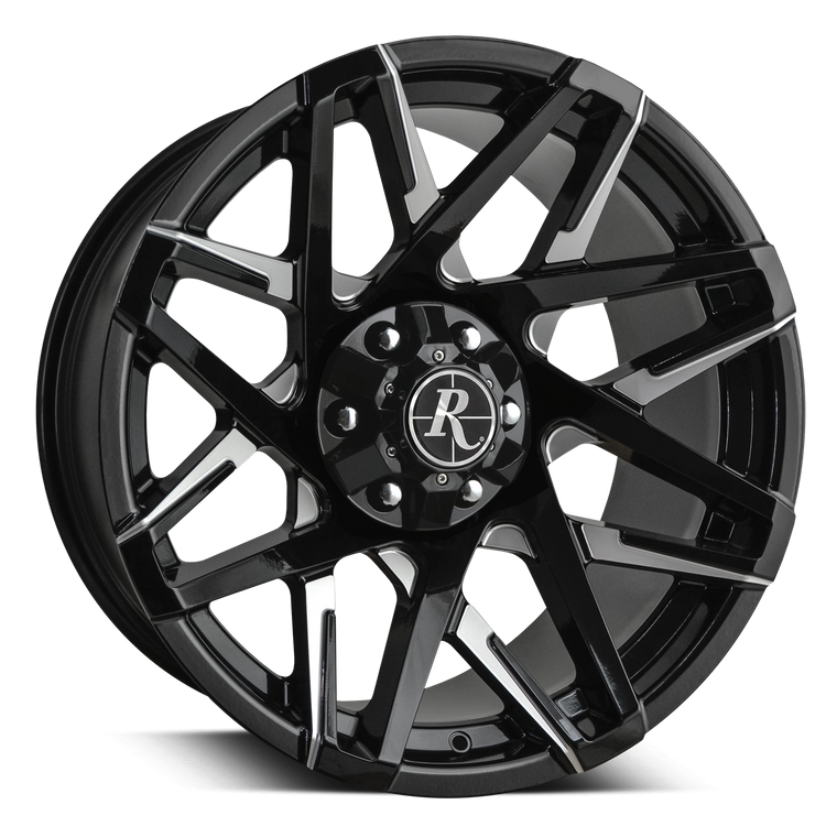 "Remington Off-Road Truck & SUV Wheels Remington® Off-Road Wheels Canyon ""Battle Edition"" Wheels 