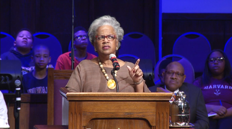 Use Your Own Words  | Rev. Dr. Theresa Fry Brown | 02/26/17