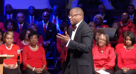 A Good Day for Good News  | Rev. Dr. Marcus D. Cosby | 12/25/16