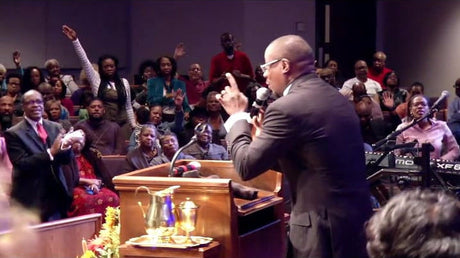 From Trippin' to Thankin' | Rev. Dr. Marcus D. Cosby | 11/24/16