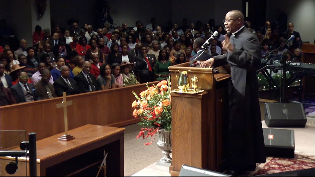 Holding On to Hope  | Rev. Dr. Marcus D. Cosby | 12/11/16