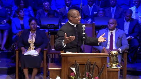 Content in Context  | Rev. Dr. Marcus D. Cosby | 11/13/16