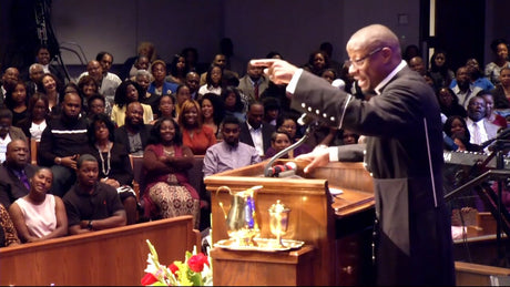 Working with What You Got  | Rev. Dr. Marcus D. Cosby | 11/27/16