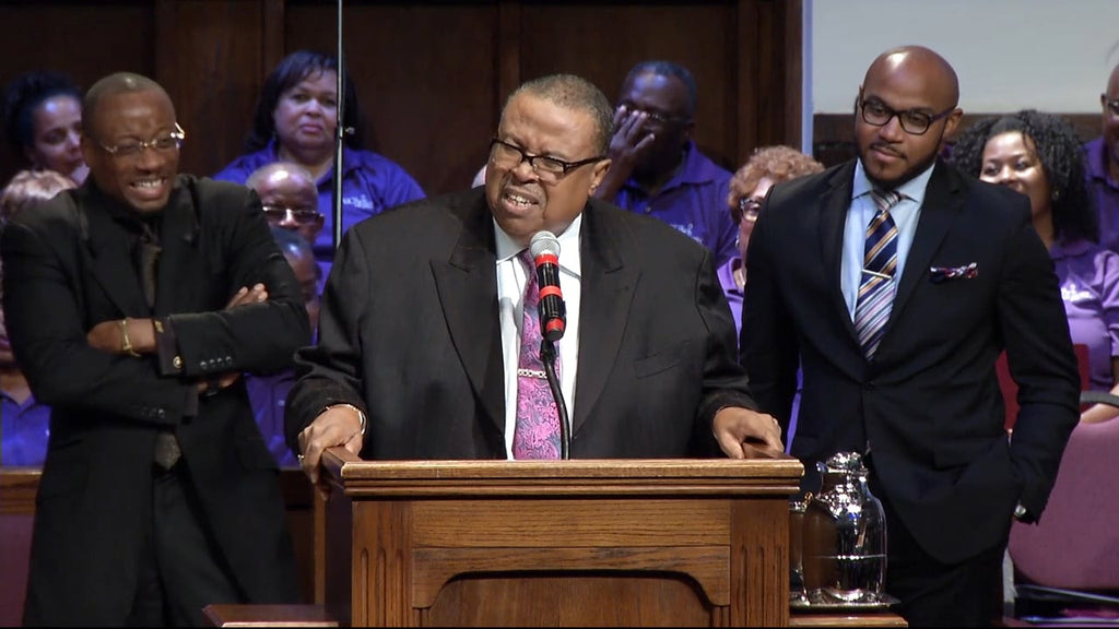 Wednesdays in the Word | Rev. Dr. Joe Ratliff | 05/24/17