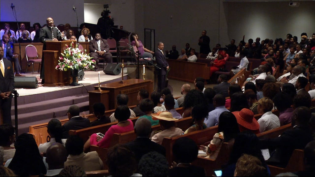 Our Awesome God | Rev. Dr. Marcus D. Cosby | 06/11/17