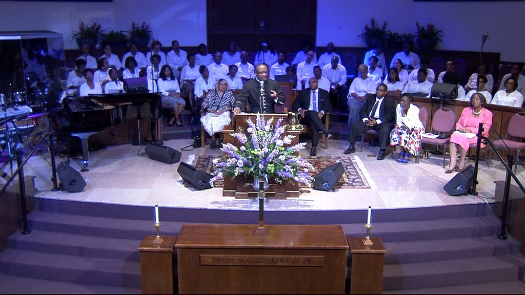 Keeping it Real Even When Its Rough | Rev. Dr. Marcus D. Cosby | 08/20/17