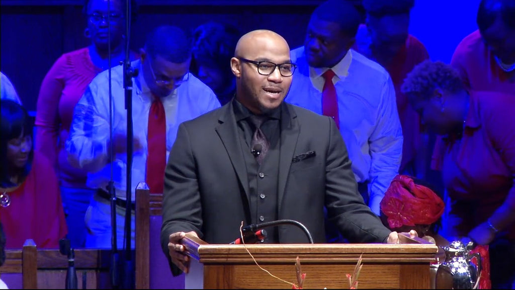 I Was Made for This! | Rev. Alexander E.M. Johnson | 02/11/18