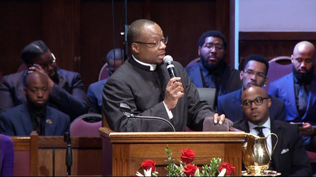 Family Faith | Rev. Dr. Marcus D. Cosby  | 03/18/18