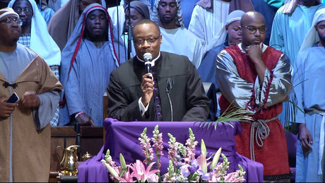 Faith to Follow Through | Rev. Dr. Marcus D. Cosby  | 03/25/18