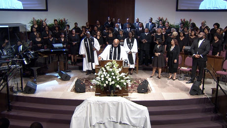 Functional Faith | Rev. Alexander E.M. Johnson | 05/06/18