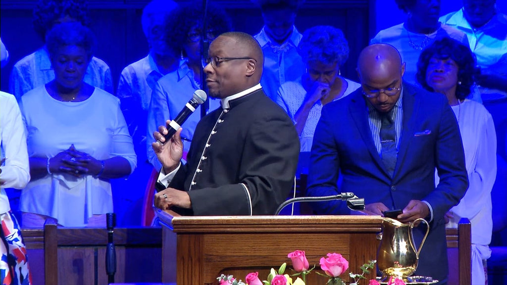 Faith for My Family (part 2) | Rev. Dr. Marcus D. Cosby | 06/17/18