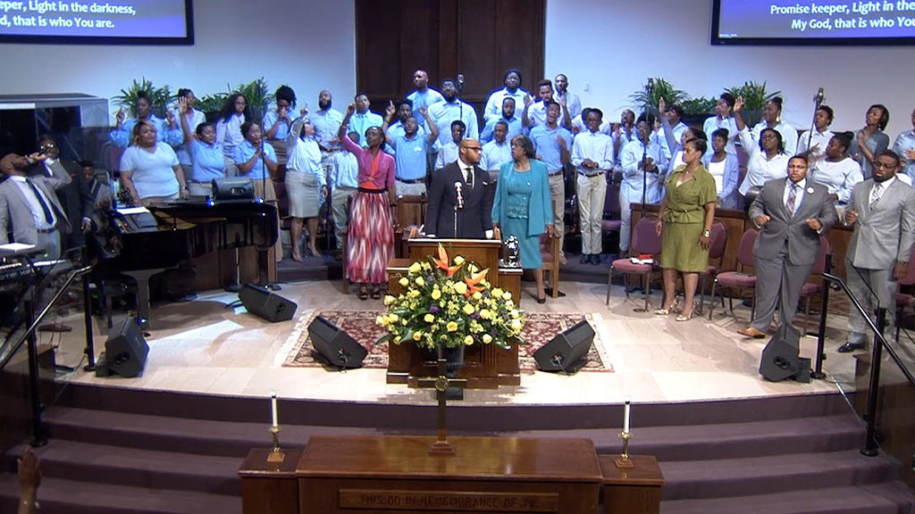 Frustrated, but Faith-Filled | Rev. Alexander E.M. Johnson | 06/24/18